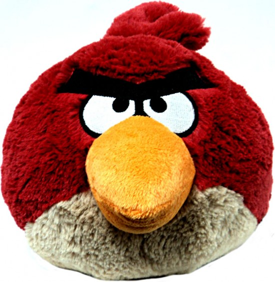OK let's try this again… We're Giving Away Angry Birds Plush Doll [Contest]