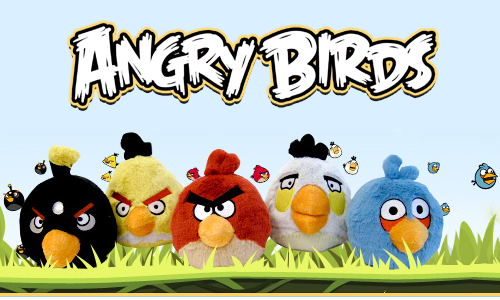 Angry Birds has been updated!