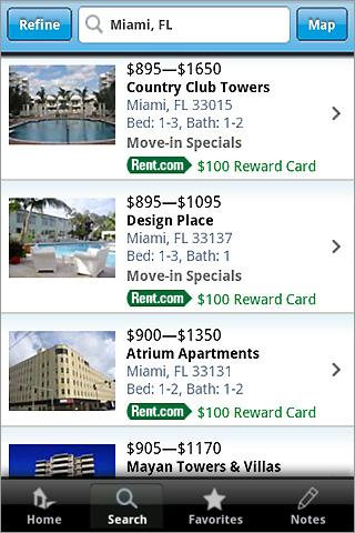 Renter? Find Your Next Apartment with Rent.com Android App