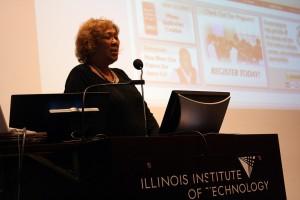 Debra Thompson Speaking
