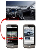 Google Goggles Mobile Ad Experiment