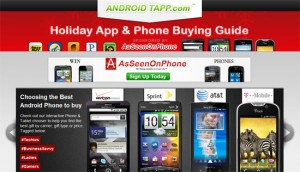 Introducing Our Holiday App & Phone Buying Guide