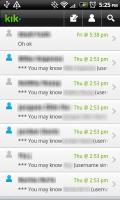 Kik Messenger Startup