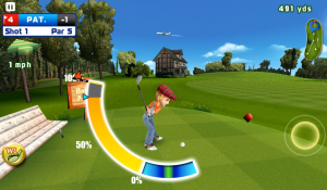 Lets Golf HD for Samsung Galaxy Tab
