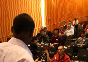 Mobile Tech Seminar Audience
