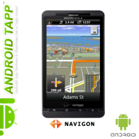 NAVIGON MobileNavigator Android App Review