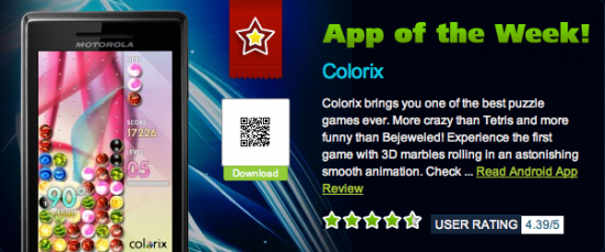Best Android Apps of 2010