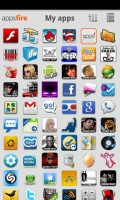 Appsfire My Apps List Grid