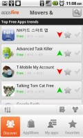 Appsfire Trending Apps Movers and Shakers