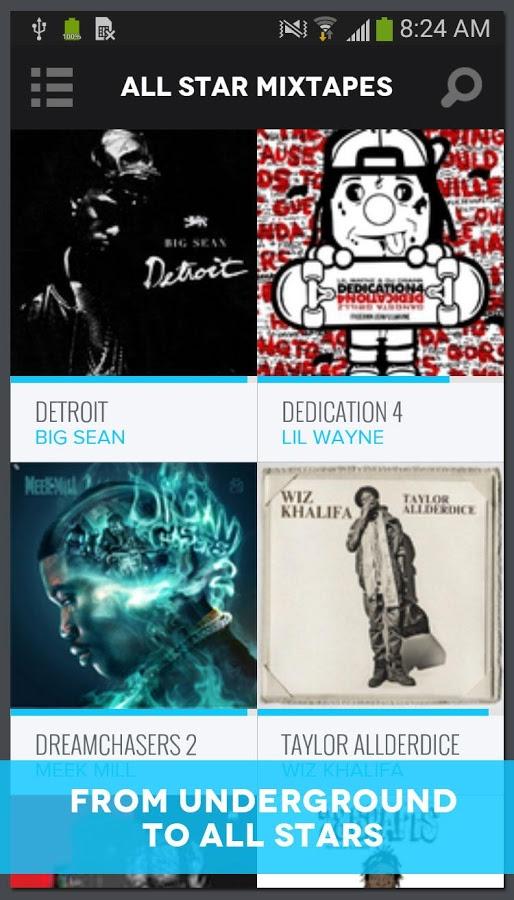 DatPiff – Free Mixtapes