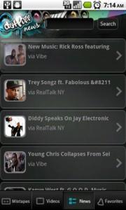 DatPiff Mobile MixTape News