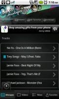 DatPiff Mobile MixTape Song List