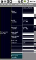 DiskUsage SD Card Storage Usage