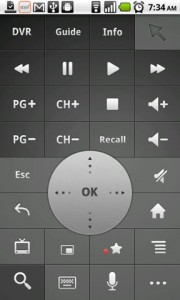 Google TV Remote Remote