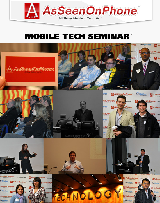 "Mobile Tech Seminar: Can an ""App"" Benefit My Existing Business?"