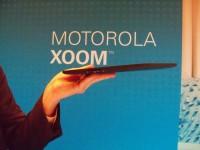 Motorola Xoom Live at CES 2011