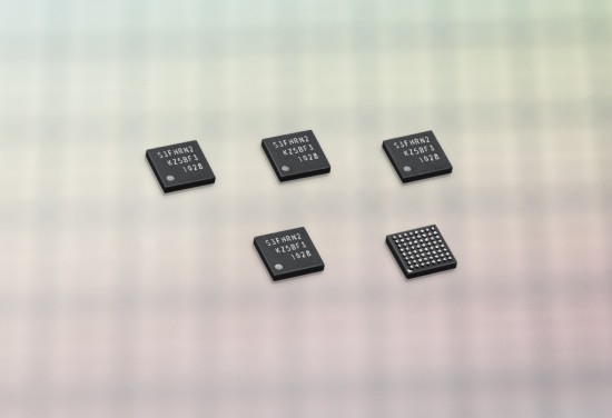 Samsung's Near Field Communications Chip has Flash Memory for Next Level Smartphones