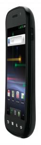 Nexus S Angle View