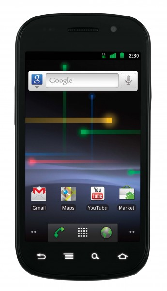 Nexus S Headed for AT&T