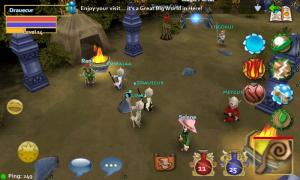 Pocket Legends Game Towne