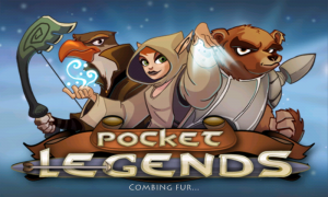 Pocket Legends Startup