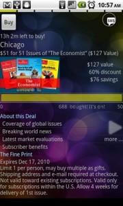 Spark Groupon Deals