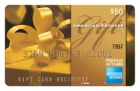 American Express Gift Card $50