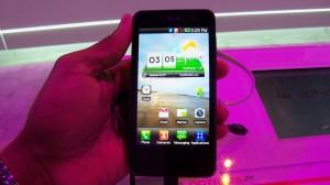 LG Optimus 2X Android Smartphone