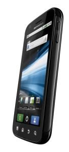 Motorola Atrix 4G Angle View 2