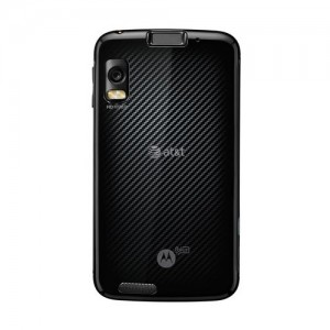 Motorola Atrix 4G Back View