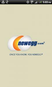 Newegg Startup