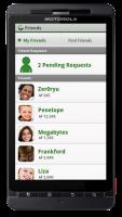 OpenFeint Android Spotlight My Friends