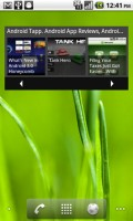 Pulse News Reader Android Widget
