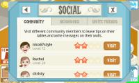 Restaurant Story Social