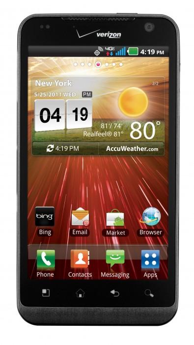 LG Revolution 4G