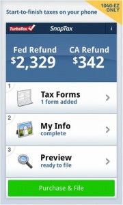 Filing Your Taxes Just Got Easier…With Your Android!