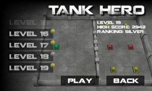 Tank Hero Campaign Levels