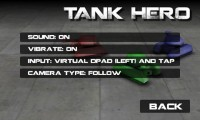 Tank Hero Options