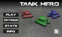 Tank Hero Start Screen