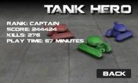 Tank Hero Stats