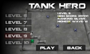 Tank Hero Survival Levels