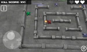 Tank Hero in Game Play 2
