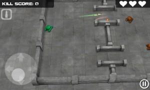 Tank Hero in Game Play 3