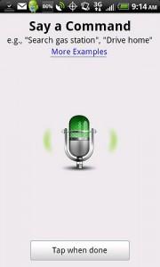 TeleNav GPS Navigator 6.2 Voice Commands