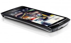 Xperia Arc Flat Viewing Angle