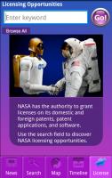 NASA Spinoff License