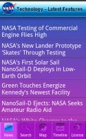 NASA Spinoff News