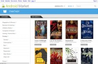 Android Market Book Categories