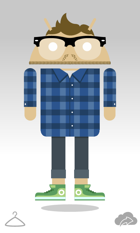 Create Your Own Avatar with Androidify Android App