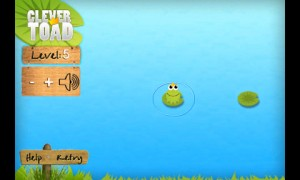 Clever Toad in Game Play 3